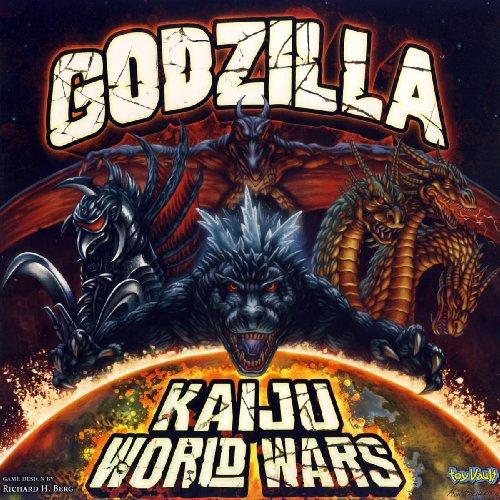 Toy Vault Godzilla Kaiju Wars Board Game