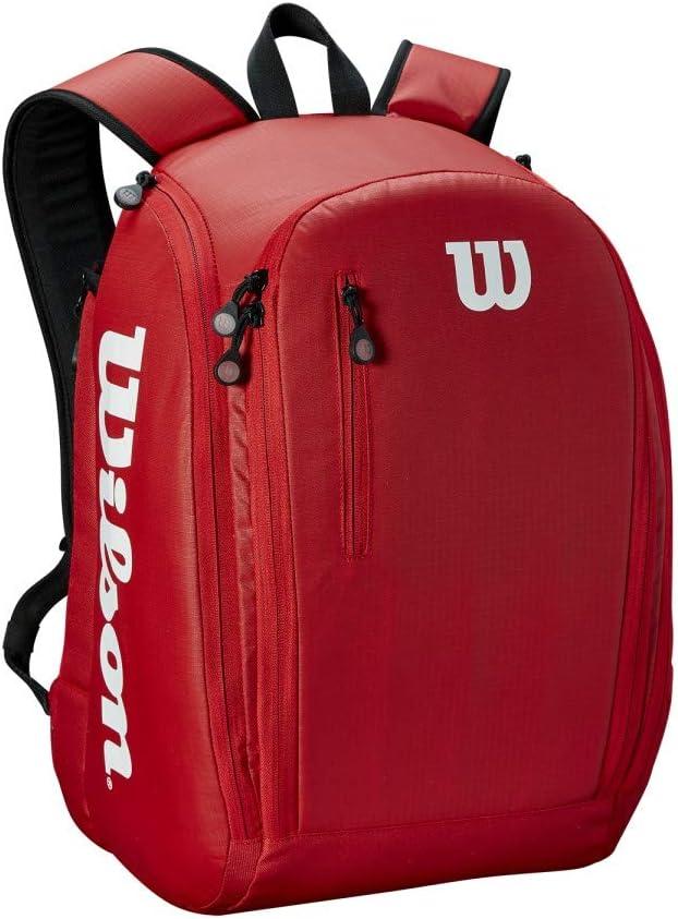 Wilson Tour Backpack Mochila de tenis, Unisex