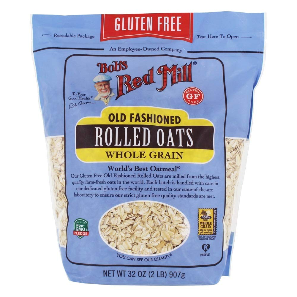 Bob's Red Mill Organic Extra Thick Rolled Oats, 32 Oz by Bob's Red Mill (Image #2)