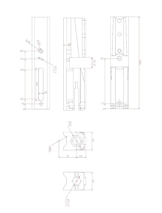 Side Lever Breeches Crosman Benjamin Marauder Magazine Multi Shot Airgun  Loader (Black)