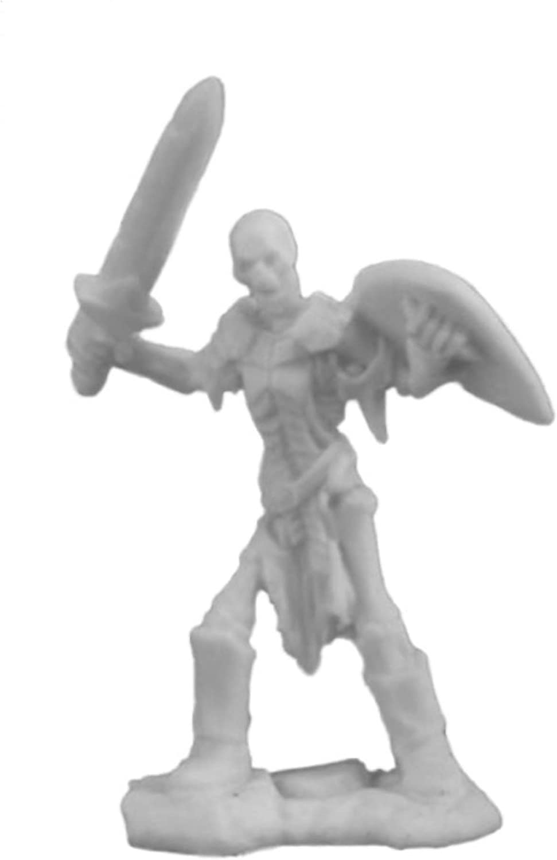 77017 Reaper Miniatures Bones 3 Skeletal Swordsman
