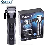 KEMEI Men's Electric Powerful Cordless Styling Tools Hair Clipper