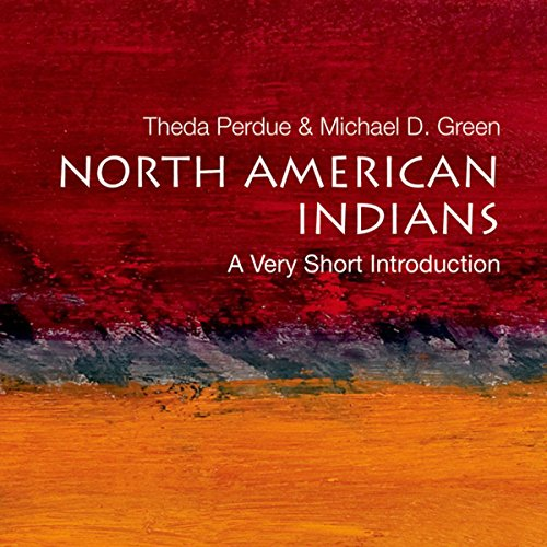 North American Indians: A Very Short Introduction by Audible Studios