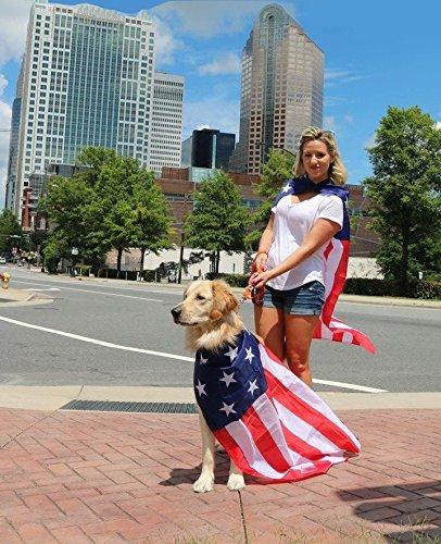 Freedom Capes American Flag Cape (Standard Cape)
