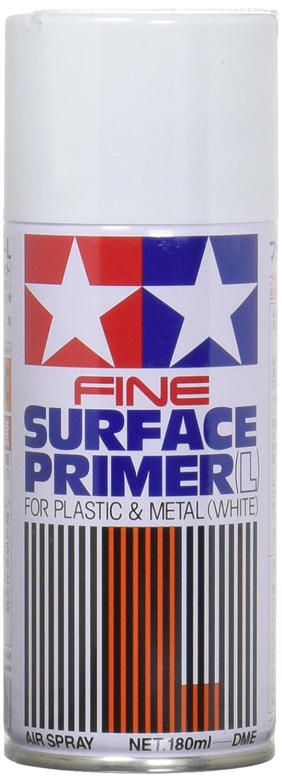 Tamiya Primer L 180ml P/M White 87044-000