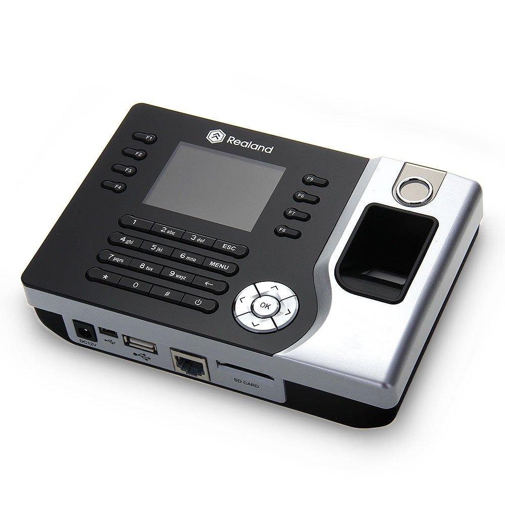 Sistema de Huellas Dactilares Fichar Huella Digital Asistencia 2.4