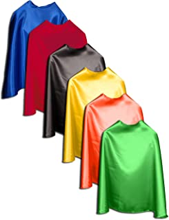 product image for Super Hero Capes Kids Birthday Party Favor Bulk Sets