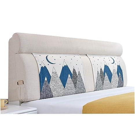 Amazon.com: LXLIGHTS - Cojín tapizado para cabecero de cama ...