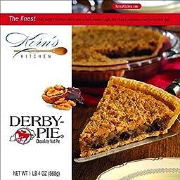 Derby Pie Chocolate Nut Pie 2-pack