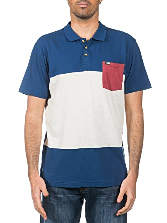 Rip Curl Camisa de Polo Hot Stuff para hombre Heather de abedul ...
