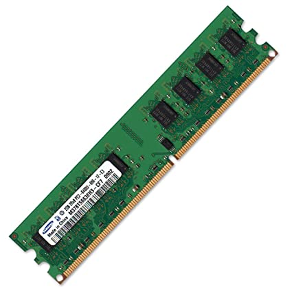 samsung 2gb ddr2 ram pc2 6400 240 pin dimm major 3rd at amazon com