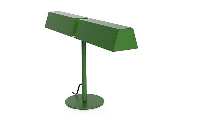Lampada Ufficio Verde : Eccomi new york lampada da scrivania luce diurna pieno