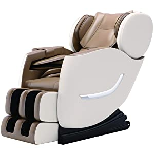 SMAGREHO 2020 New Full Body Electric Zero Gravity Shiatsu Massage Chair