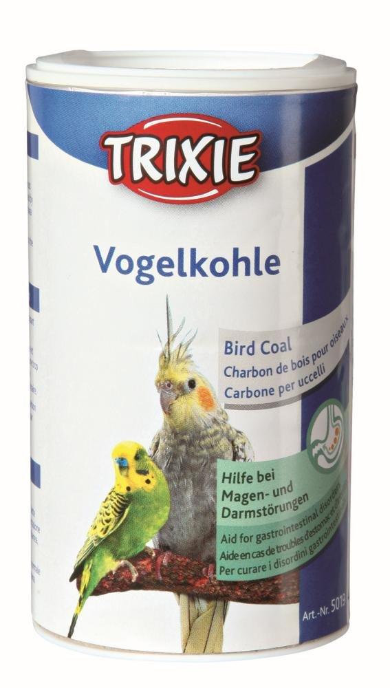 Charbon pour oiseaux, 20 g - favorise la digestion naturelle Bird' s Coal