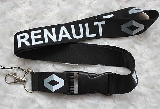 Renault Lanyard ID Holder llavero - Regalo perfecto para un ...