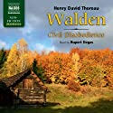 Thoreau: Walden / Civil Disobedience (Unabridged) Audiobook by Henry David Thoreau Narrated by Rupert Degas