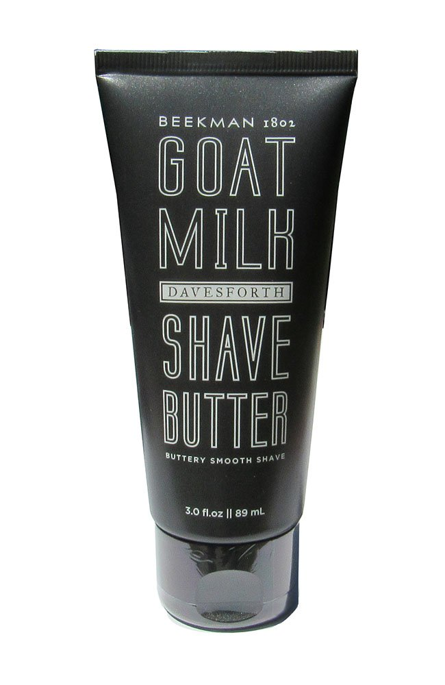 Beekman 1802 Goat Milk Shave Butter in Davesforth