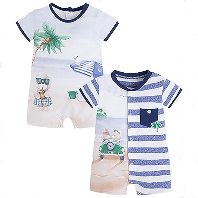 Mayoral - Pelele para Dormir - para bebé niño 4-6 Meses: Amazon.es: Ropa y accesorios