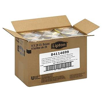 Lipton Tea Special Variety Pack – 28 bolsas de té por caja ...