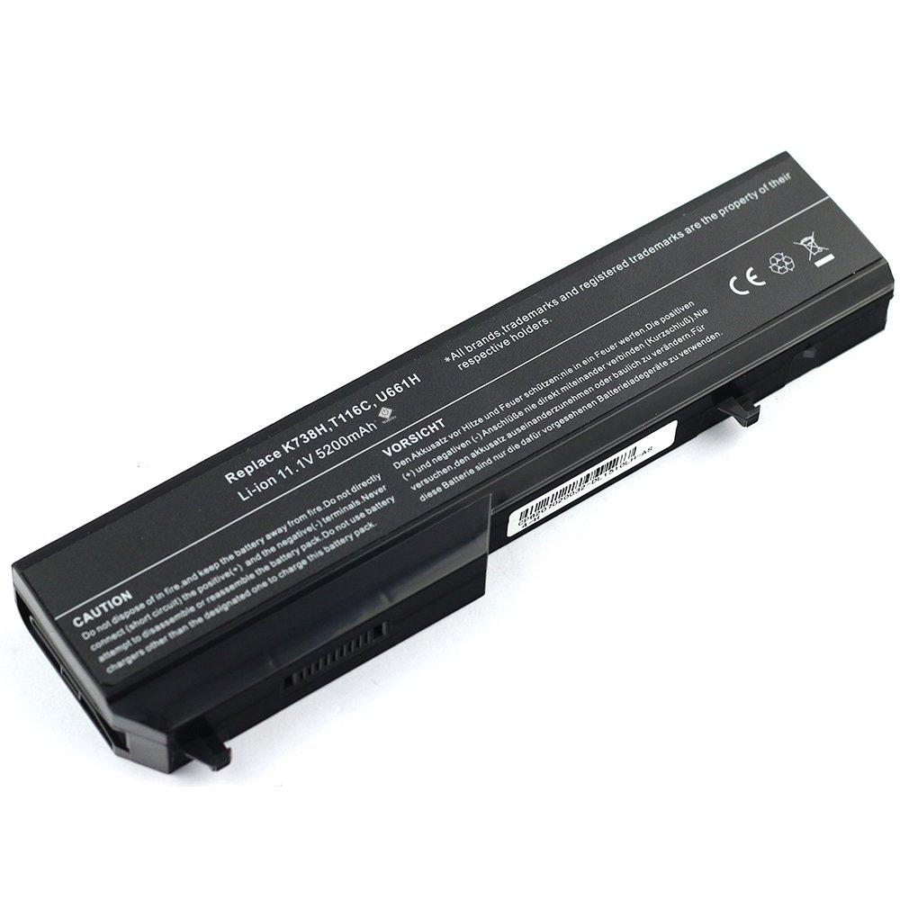Bateria para Dell Vostro 1310 Vostro 1510 para 312-0725 G276C N956C T112C T116C Y022C
