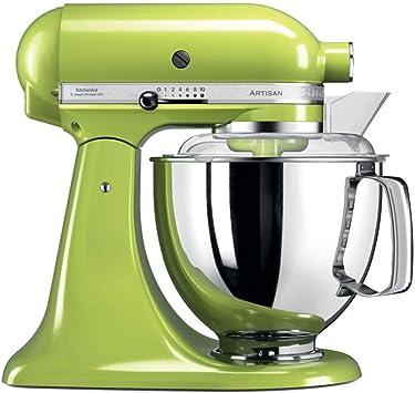 : KitchenAid Küchenmaschine Artisan 4, 8L Apfelgrün