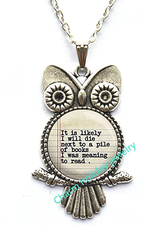 Owl Necklace and Gift Box Set