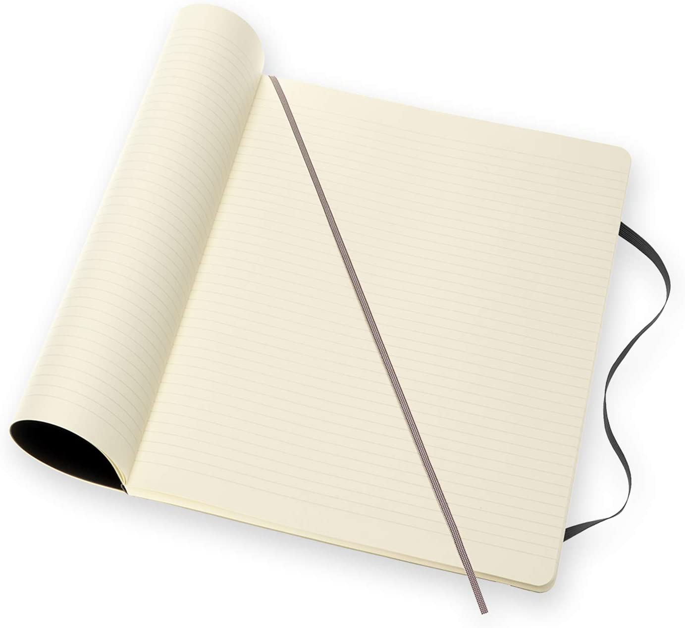 Soft Cover Black 8.5 x 11 192 Pages Moleskine Classic Notebook XXL Ruled//Lined