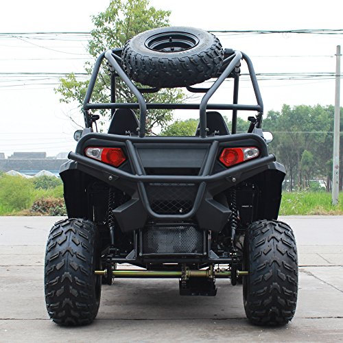 DONGFANG GO-KART Captain Armored 169CC UTV Off Road Sports Buggy