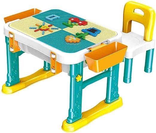 Juego de mesa de actividades para niños Mesa de madera for niños 1 ...