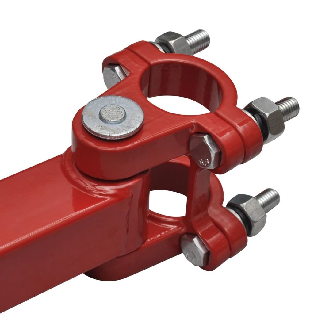 capacidad de carga de 600 kg y giro giratorio de 180 grados Brazo de soporte de elevaci/ón cabrestante de elevaci/ón giratorio del bastidor de elevaci/ón