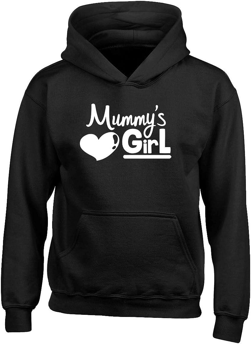 Shopagift Kids Mummys Girl Cute Childrens Hoodie