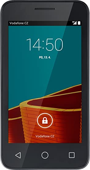 Vodafone Smart First 6 VF695 Smartphone Vodafone Libre de 4