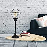HAITRAL Vintage Table Lamp - Modern Nightstand