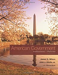 American Government: Institutions and Policies (Available Titles CourseMate)