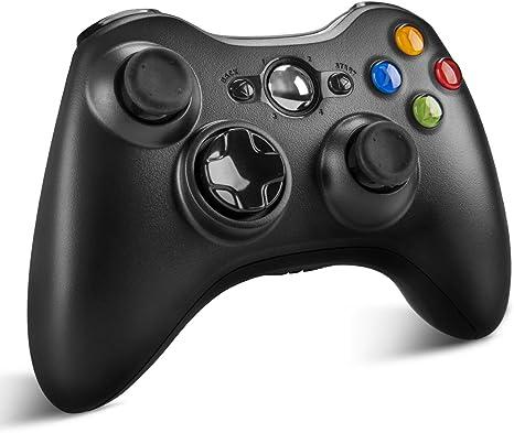 Mando inalámbrico Xbox 360, mando de juego inalámbrico con ...