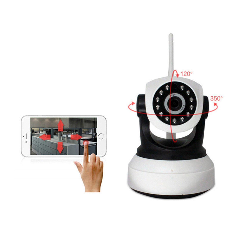 HD Caméra PC / Caméra IP De Vigilancia En Información: Amazon.es: Electrónica