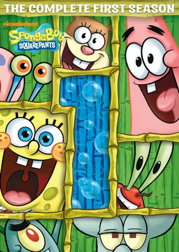 : SpongeBob SquarePants - The Complete 1st Season