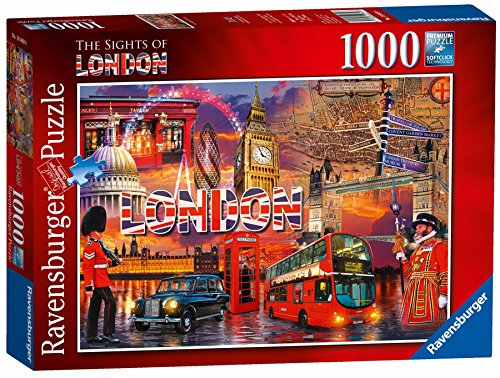 (Ravensburger The Sights of London, 1000pc Jigsaw)