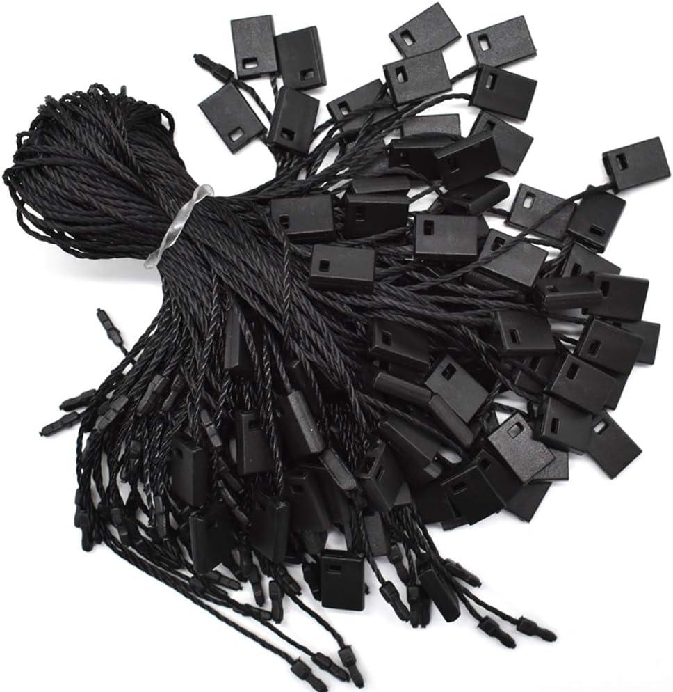 Hang Tag String Black 7