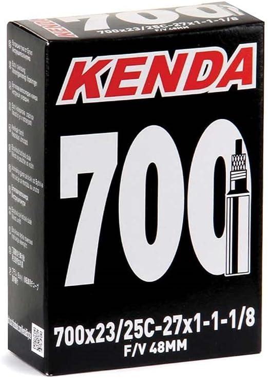 MultiPacks KENDA 700x 20 23 25 28 48mmThreaded Presta Valve  Bike Inner Tube