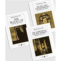 Edgar Allan Poe Seti İngilizce 3 Kitap Takım