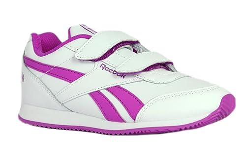Bianco Sportive Size32 it Bambina Scarpe Bs8018 Reebok 5Amazon 34cSRL5jAq