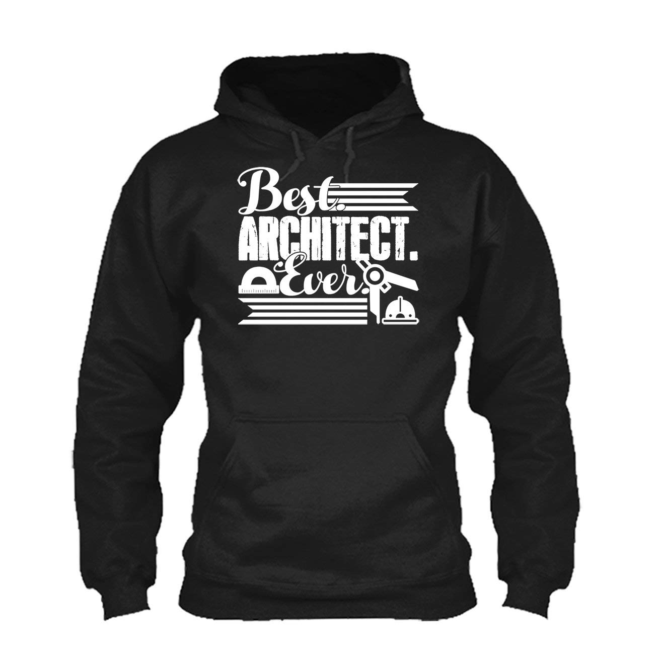 LightRed Cool Best Architect Ever Tshirt Sweatshirt Design