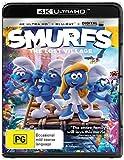 Smurfs The Lost Village 4K UHD Blu-ray / Blu-ray   NON-USA Format   Region B Import - Australia