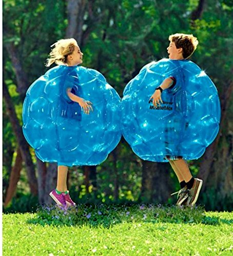 (2-Pack) Wearable Inflatable Bumper Balls