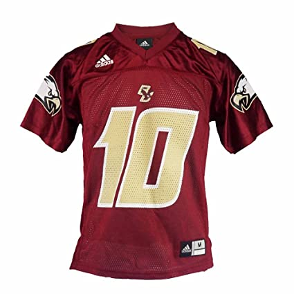 size 40 130b1 ef5fe Amazon.com : adidas Boston College Eagles NCAA Youth Red ...