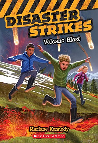 Volcano Blast (Disaster Strikes #4)