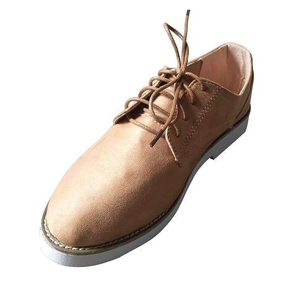Moonuy Derbies Talon Dames Chaussures Lacet Femmes En Maitère Bi DH2IE9