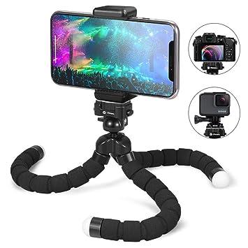 Fotopro Handy Stativ Flexibel 27 Cm Smartphone Stative Amazonde