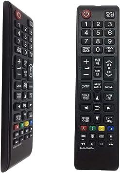 Mando a distancia de repuesto AA59-00603A para Samsung 3D LCD/LED Smart TV UE32H4510 UE32EH6037 PS64F8500ATK UE46F7000 UE40F4500 UE32H4500 UE40F4000: Amazon.es: Electrónica
